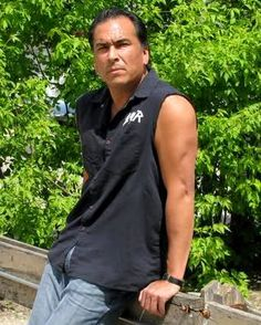 Eric Schweig, best known for his role as Uncas in Last of the Mohicans