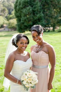 African American Wedding Bridal Makeup Black Brides Dress Portrait JamayaMooreWeddingMakeup