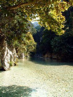 Acheron Springs, Epirus
