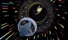 """La NASA tacha de """"imposible"""" el motor de curvatura del espacio-tiempo"""