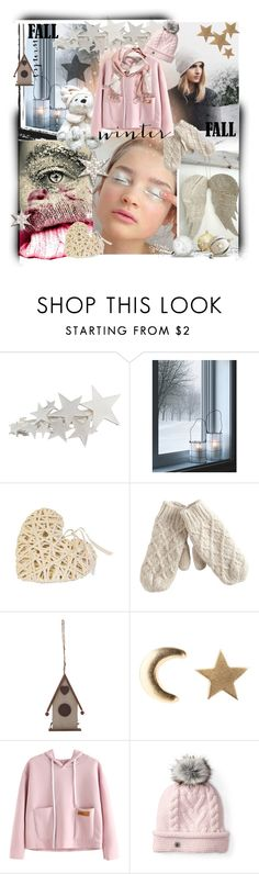 """""""Untitled #1434"""" by hannah353 ❤ liked on Polyvore featuring Pieces, Social Anarchy, Smartwool and H&M"""