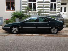 Citroën XM à Hambourg