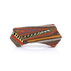 Chimera Clutch Bag by Bea Valdes on GIFTLAB in Bea Valdes - By Brand