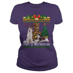 Ugly Christmas Sweater SIBERIAN HUSKY TShirt Dog Shirt #gift #ideas #Popular #Everything #Videos #Shop #Animals #pets #Architecture #Art #Cars #motorcycles #Celebrities #DIY #crafts #Design #Education #Entertainment #Food #drink #Gardening #Geek #Hair #beauty #Health #fitness #History #Holidays #events #Home decor #Humor #Illustrations #posters #Kids #parenting #Men #Outdoors #Photography #Products #Quotes #Science #nature #Sports #Tattoos #Technology #Travel #Weddings #Women