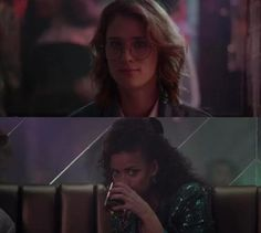 "Black Mirror 3×04 ""San Junipero."""