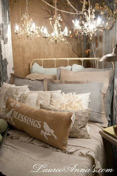 Chandeliers  by La chic Home Boutique