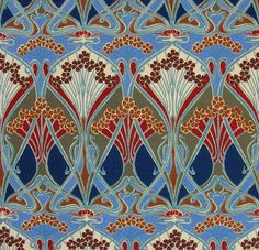 Textiles Inspiration: Liberty Of London 1875