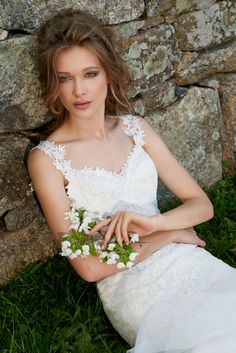 Bridal Gowns, Wedding Dresses by Tara Keely - Style tk2556