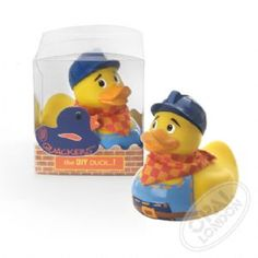 Bob the Billduck rubber duck