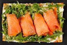 Salmon Rocket Pizza, Slice@ PoMo, Singapore