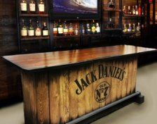 99 Awesome Man Cave Decorating Ideas For Manly Craft Lovers (37)
