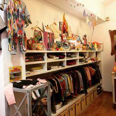 Glück - Madrid. tienda de moda infantil, juguetes, decoración.