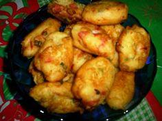 Receita de Bolinho de batata doce frito - Tudo Gostoso