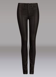 Saints & Mortals Lizzy #Carlings Danish Culture, Leather Pants, Saints, Jeans, Outfits, Collection, Women, Fashion, Santos