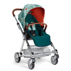 The stylish Mamas & Papas Urbo2 Stroller is lightweight and features a narrow frame that is perfect for city use. Its built-in wheels have enhanced suspension for a smoother ride for your child. www.rightstart.com