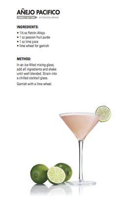 AÑEJO PACIFICO | Patrón Tequila