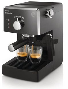 This Philips Saeco Poemia Class espresso machine features a powerful pump to produce incredibly tasty espresso. This espresso machine has a contemporary look with a brushed stainless steel finish that is both stylish and durable. Cappuccino Maker, Cappuccino Machine, Espresso Maker, Espresso Coffee, Best Coffee, Coffee Maker, Saeco Espresso, Coffee Coffee, Drip Coffee