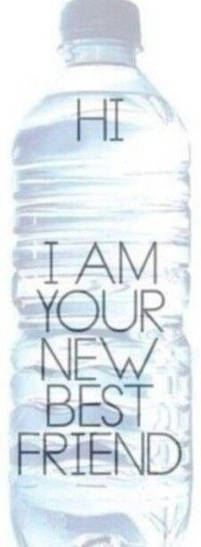 Stay hydrated, it'll curb unnecessary cravings!