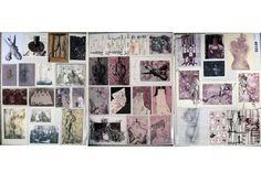 Year 13 folio 2015 Art Portfolio, Printmaking, Photo Wall, Boards, Frame, Ideas, Decor, Planks, Picture Frame