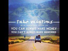 Travel. Make memories.