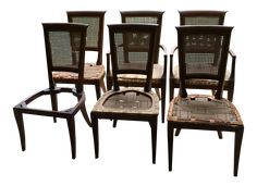 Painted Wood Dining Chairs New 20 Lovely Scheme for Antique Dining Chairs Set Antique Dining Chairs, Farmhouse Table Chairs, Dining Table Chairs, Teak Furniture, Outdoor Lounge Furniture, Wood Adirondack Chairs, Living Room Lounge, Used Chairs, Outdoor Coffee Tables