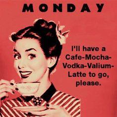 Hello Monday!  Let's Do THIS ‼️  #hello #Monday #start #coffee #motivation #inspiration #makeithappen GObeFragrant.com