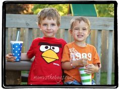 2 very cute Stuck on You VIP's with their new Party In a Cup's. Shop these at www.stuckonyou.biz