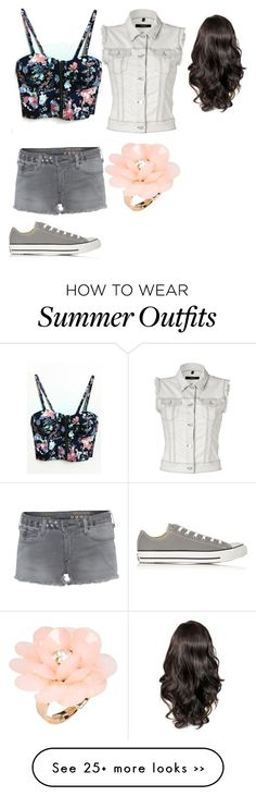 """Summer outfit ^~^"" by carolinamalik559 on Polyvore"
