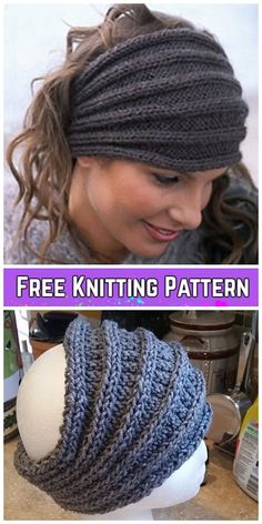 Saturn Rings / DROPS - Free knitting patterns by DROPS Design Knit Saturn Rings Ribbed Headband Free Knitting PatternThis free amigurumi crochet pattern for cute hippos is for you if you are looking for a crochet. Loom Knitting, Knitting Needles, Free Knitting, Free Crochet, Hat Crochet, Beanie Knitting Patterns Free, Crochet Baby, Ribbed Crochet, Loom Knit Hat