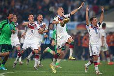 """""""Ganz Deutschland ist Weltmeister"""""""