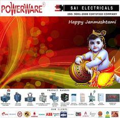 SAI ELECTRICALS: Sai Electricals wishingyou all very happy janmasth...