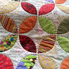 Orange Peel Quilts Made by You!