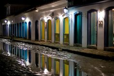 Paraty, RJ, Brazil; one of my favorite places I've visited.