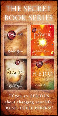 Rhonda Byrne - The Secret Book Series