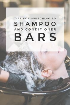 Exchange plastic bottles of shampoo and conditioner for the bar version of the same! Read here to discover my #1 tip for switching over to bars of shampoo and conditioner.  #Ecofriendly #reducingplastic #recycling #zerowaste #lowwaste #sustainableliving #shampoo #shampoobar #toxinfree #cleanbeauty #beauty #hairproducts