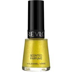 REVLON Vernis à Ongles Parfumés Pineapple Fizz (885 RUB) ❤ liked on Polyvore featuring beauty products, nail care, nail polish, beauty, makeup, nails, pineapple fizz, revlon nail color, revlon perfume and revlon nail polish
