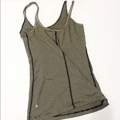 Lululemon tank Size: M                                                                      Condition: Worn Once. Great Condition lululemon athletica Tops Tank Tops