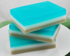 Glycerin Soap Bar Ocean Mist - Vegan Friendly - Natural - No Detergents