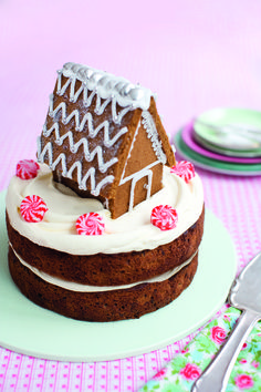 Gingerbread houses a