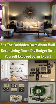 The Forbidden Facts About Wall Decor Living Room Diy Budget Do It Yourself Exposed by an Expert Wall Decor Living Room, Decor, Room Diy, Trendy Wall Decor, Wall Decor, Living Room Diy, Living Decor, Room, Diy On A Budget