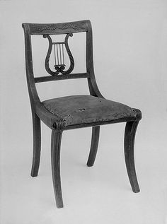 Side Chair Duncan Phyfe c. 1805-15