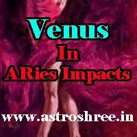 Venus In Aries Impacts