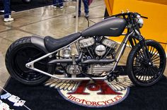 ASHCROFT MOTORCYCLE