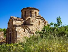 Φόδελε: Η Εκκλησία της Παναγίας  Fodele: The Church of Holy Mary    Crete