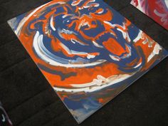 Chicago Bears painting i must get