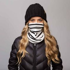 Serenity snowboard face mask by CELTEK