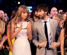 Taylor Swift and Dave Haywood