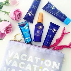 @sarah_arseno is packing up her #Itsa10 minis and taking off for #KansasCity!  Where are you toting your fave travel-size products this summer? #10Travels #Travelgram
