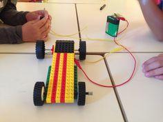 Fabriquer une voiture électrique autonome