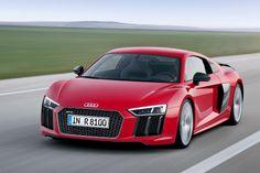 Audi Fan • The new Audi R8 2015